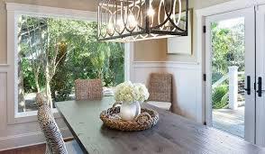 Chandelier Ideas Dining Room Rectangular Dining Room Light Ilashome