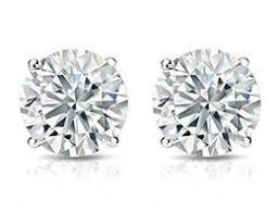 moissanite earrings discount moissanite earrings charles colvard 2017 moissanite