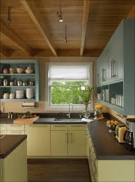 Most Popular Kitchen Color - kitchen gray stained kitchen cabinets kitchen paint colors with