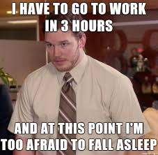 Sleep At Work Meme - all work and no sleep makes johnny something something meme on