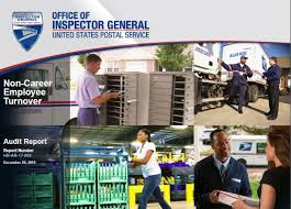 non career employee turnover usps office of inspector general