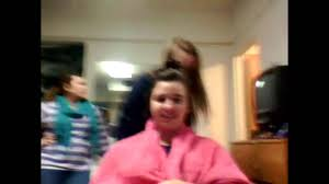 my first college haircut youtube