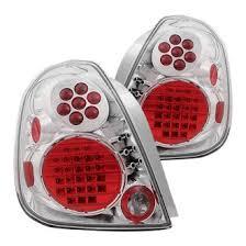 2005 altima tail lights 2005 nissan altima custom factory tail lights carid com