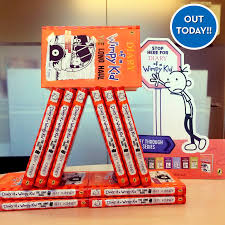 the wait is the haul is out today wimpy kid club