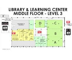 Health Center Floor Plan South Campus Main Library Floor Plan Ut Southwestern Medical