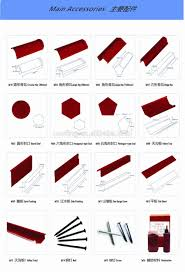 quality sheet metal roofing tile tiles color stone coated