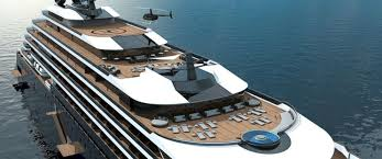 ritz carlton gets into the yacht business abc news