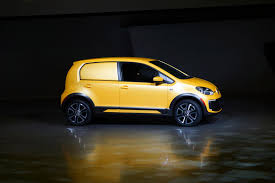 volkswagen up yellow volkswagen e load up concept pictures and details autotribute
