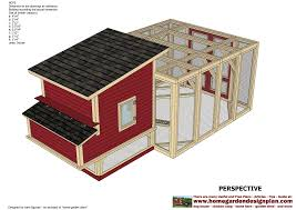 chicken house plans pdf with how to build a simple chicken coop