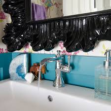 Cool Powder Rooms Small Powder Room Makeover The Chronicles Of Home