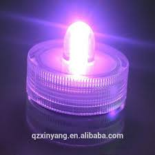submersible led tea lights decorative water activated led light submersible led tea lights