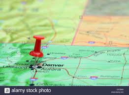A Map Of Usa by Denver Road Map Road Map Of Denver Colorado Colorado Usa Map Usa