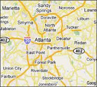 map of atlanta metro area atlanta copier repair