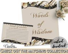 words of wisdom bridal shower wedding pearls of wisdom bridal shower printable bridal