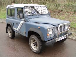 land rover ninety www bennetscars co uk 1989 landrover defender 90 2 5 tdi 197k now