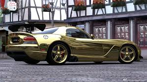 golden cars dodge viper golden overpowering pinterest viper dodge