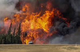 Alberta Wildfire System by The Ruined Neighborhoods Burned By The Alberta Wildfire The Atlantic