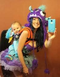 master blaster halloween costume the most excellent ways to cosplay with your baby