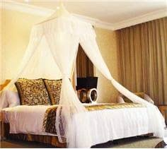 Bed Canopy White Square Top Bed Canopy Resort Style Co Uk