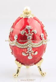 online buy wholesale faberge egg ring box from china faberge egg