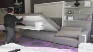 lit escamotable canapé armoire lit escamotable swing bimodal par la maison du convertible