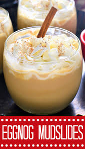 martini eggnog eggnog mudslide beverage recipes and food