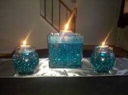 Non Flower Centerpieces For Wedding Tables by Best 10 Teal Centerpieces Ideas On Pinterest Teal Wedding