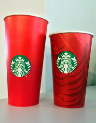 starbucks u0027s red cup controversy explained vox