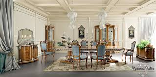 dining room luxury dining table and chairs with classic dining