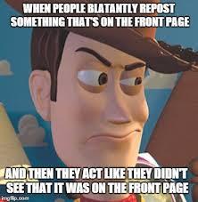 Meme Woody - woody memes