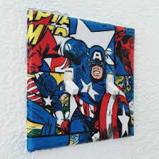 Captain America Decor Fab Everyday Because Everyday Life Should Be Fabulous Www