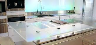 plan de travail cuisine verre plan de travail cuisine verre plan de travail cuisine en verre plan