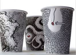 Cup Design 135 Best Disposable Cups Images On Pinterest Disposable Cups