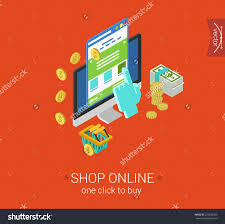 flat design vector illustration concepts of education and online