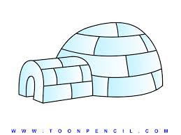 image gallery of igloo house drawing