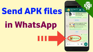 apk installer ios how to send apk files in whatsapp