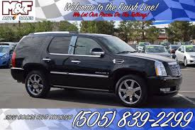 2007 cadillac escalade base albuquerque new mexico m u0026 f auto