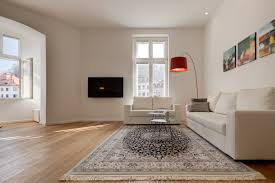 luxurious and spacious ljubljana apartment on new square