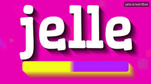 how pronounce jelle best quality voices youtube