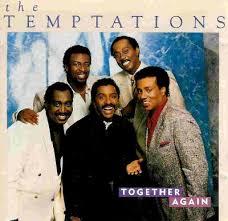 temptations christmas album together again the temptations album