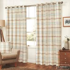 Terracotta Curtains Ready Made by Cannes Aqua Ready Made Eyelet Curtains Harry Corry Limited