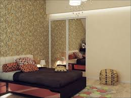 bedroom charming modern cream bedroom design and decoration using