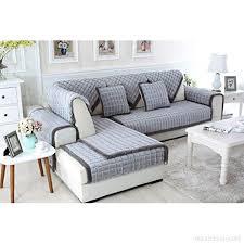 couverture canapé hiver peluche housse de canapé salon couverture chaise housses