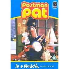 Postman Pat Duvet Postman Pat In A Muddle Dvd Movie Products Pinterest
