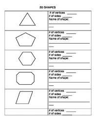 2 dimensional shapes worksheet free worksheets library download