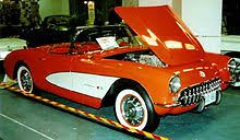 1956 corvette convertible chevrolet corvette c1