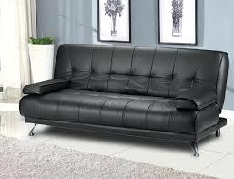 Versace Sofa Living Room Buchannan Faux Leather Sofa Versace Black Italian