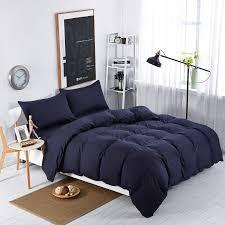 Solid Color Comforters Navy Comforter Home Blue Solid Color Bedding Sets Bedspread King