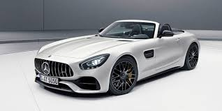 the mercedes amg roadster gt c roadster edition 50 man of many