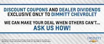 how much can a dealer discount a new car dimmitt chevrolet chevy dealer in clearwater fl used cars